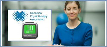 Canadian Physiotherapy Association – March 30reps