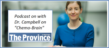 The Province Podcast with Dr. Campbell!