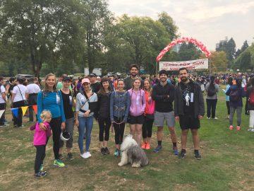 CEPL Lab participates in the Terry Fox Run